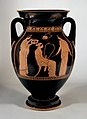 Niobid Painter - Red-Figure Amphora with Musical Scene - Walters 482712 - Side A.jpg
