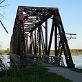 Niobrara State Park bridge from NW 1.JPG