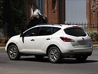 nissan murano wikipedia. Black Bedroom Furniture Sets. Home Design Ideas