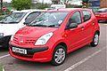 Nissan Pixo,based on the Suzuki Alto - Flickr - mick - Lumix.jpg