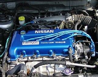 Nissan VVL engine