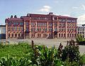 Nizhny Novgorod. Heritage building of the Krasnoye Sormovo Plant (Barrikad St., 1).jpg