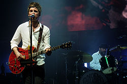 Noel Gallagher's High Flying Birds, 2012