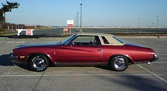 Buick Regal - 1973 Buick Regal coupe