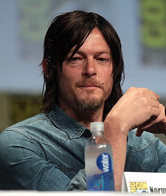 Norman Reedus - Reedus in 2014