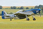 "North American P-51D Mustang '414237 - HO-W' ""Moonbeam McSwine"" (F-AZXS) (35903195032).jpg"