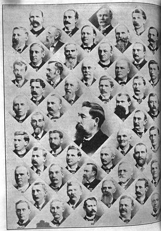 North Carolina Senate - The 1899 North Carolina Senate