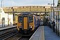 Northern Rail Class 156, 156428, Lea Green railway station (geograph 3818941).jpg