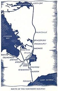 Northern Railway of Canada