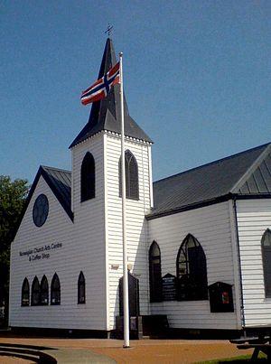 Norwegian Church, Cardiff - Norwegian Church, Cardiff