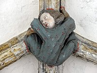 Norwich Cathedral cloister ceiling detail 3.jpg