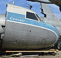 Nose of Convair 440-41 (N138CA) (26130428604).jpg