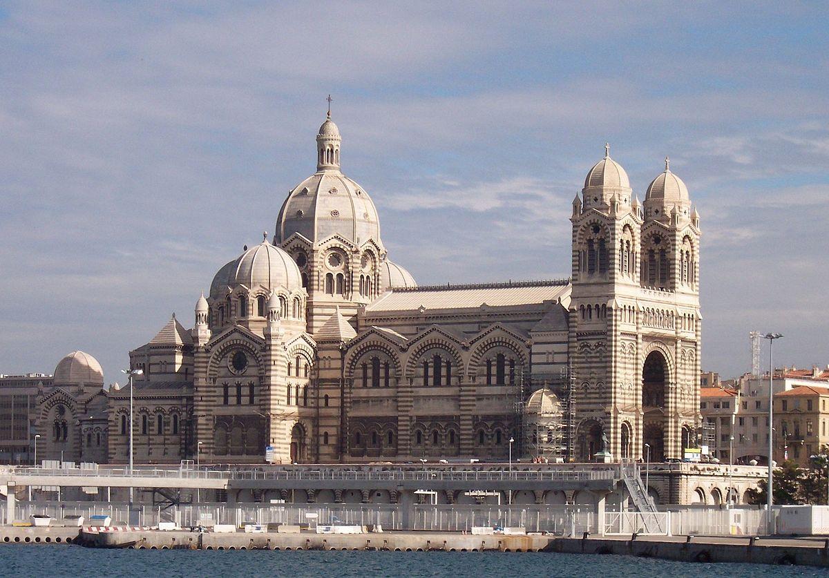 kathedrale von marseille � wikipedia