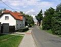 Nová Ves, Main Street.jpg
