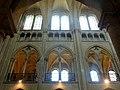 Noyon (60), cathédrale Notre-Dame, nef, 1ère-3e travée, parties hautes côté nord.jpg