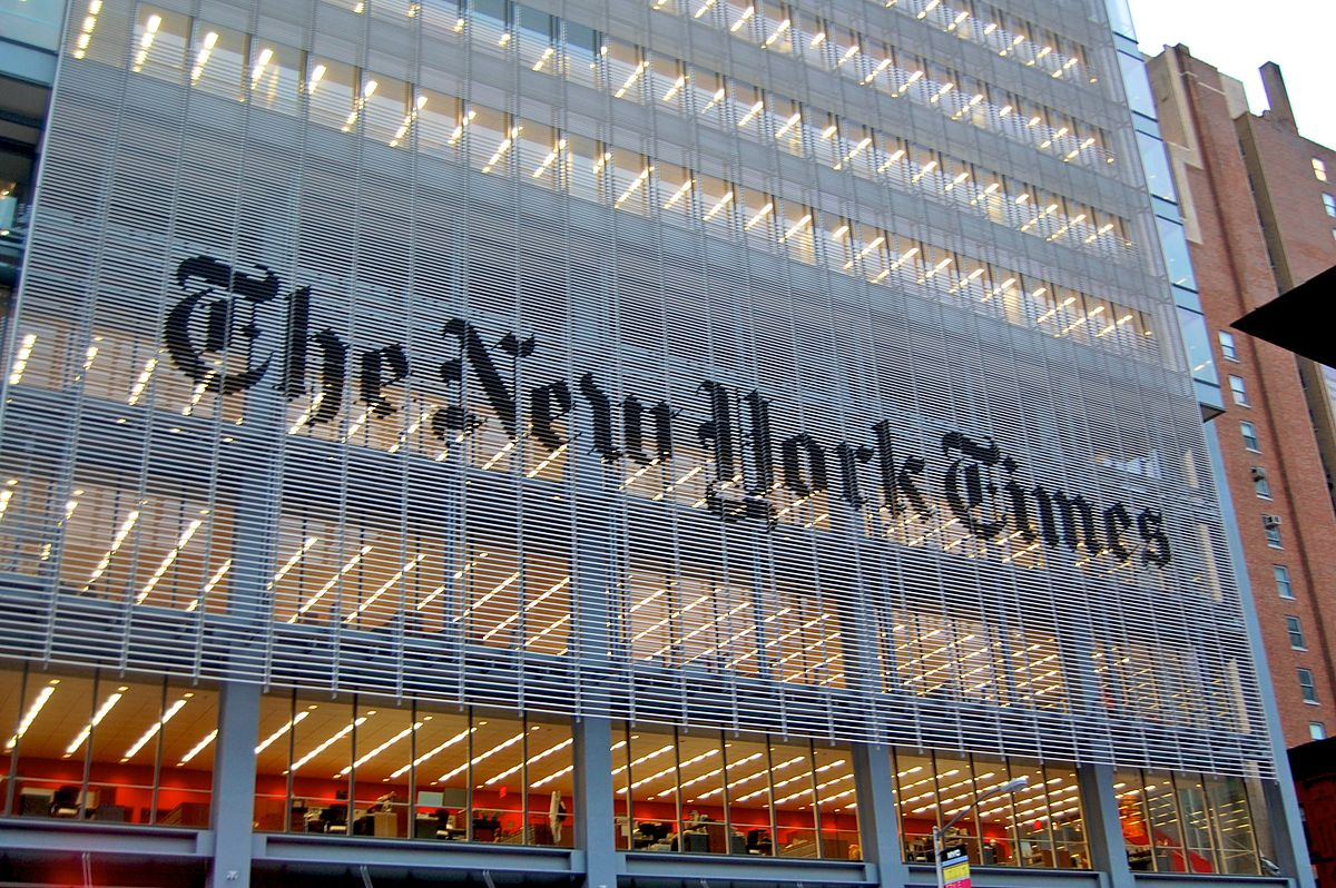 The New York Times - Wikipedia, la enciclopedia libre