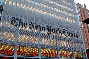 The New York Times Company - The New York Times Building