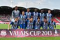 OM - FC Porto - Valais Cup 2013 - FC Porto groupe.jpg