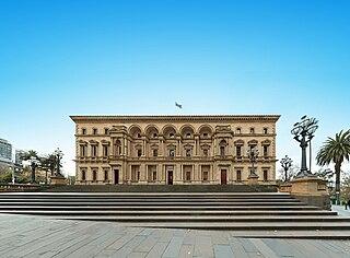 Old Treasury Building, Melbourne museum in Melbourne, Australia
