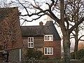 Oast House at Witherhurst, Heathfield Road, Burwash, East Sussex - geograph.org.uk - 1113378.jpg