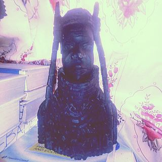 Ewuare Oba of Benin