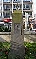 Obelisk Adolph Kolping Pilgerweg Weltjugendtag 2005, Roncalliplatz Köln-4832.jpg