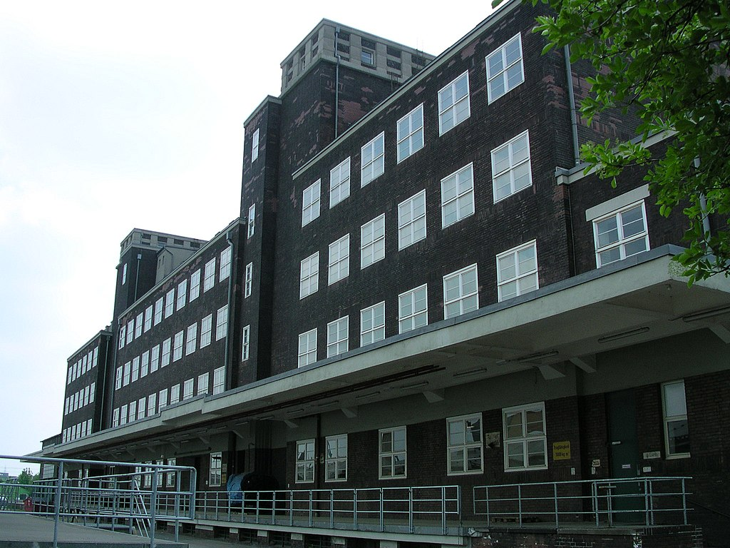 depot for the gutehoffnungsh tte oberhausen draft peter