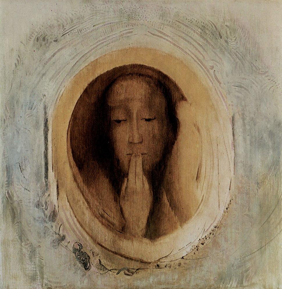 Odilon Redon, Le Silence