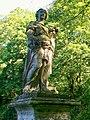 Ognon (60), parc d'Ognon, statues 'Les quatre parties du monde'.jpg