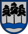 Coat of arms of Ogre Municipality