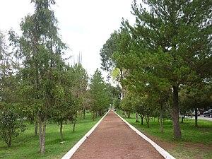 Tecámac - Urban park in Ojo de Agua, Tecámac.