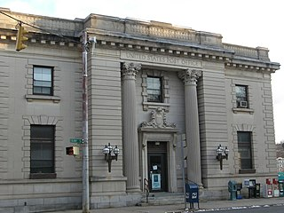 United States Post Office–Meriden Main United States historic place