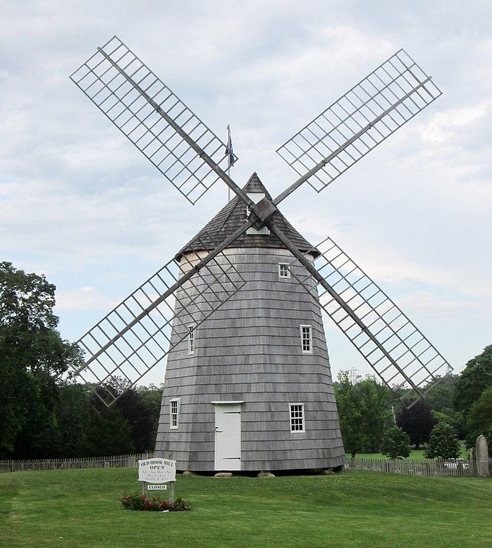Old Hook Mill East Hampton