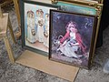 Old Paintings and Prints seen at Cameron Antiques Fair, October 2019.jpg