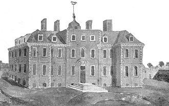 Tetcott - Image: Old Tetcott House Devonshire characters and strange events