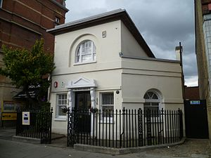 Old Vestry Office, Enfield - Old Vestry Office