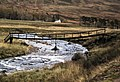 Old footbridge over the River Isla,Dalhally - geograph.org.uk - 470685.jpg