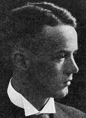 Ole Peder Arvesen - Ole Peder Arvesen, c. 1935