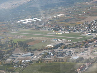 Oliver Municipal Airport - Image: Oliver Airport