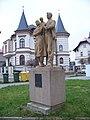 Olomouc-Nová Ulice, Litovelská, pomník, Žilinská 3.jpg