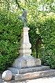 Omer Sarraut (1844 - 1887), Jardin André Chénier, Carcassonne, Languedoc-Roussillon, France - panoramio.jpg