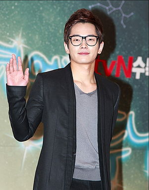 On Joo-wan - On Joo-wan in February 2012
