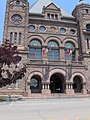 Ontario legislative building front.JPG