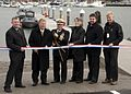 Opening ceremony for launch dock 121121-N-AE328-026.jpg