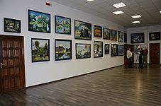 Opening of an exhibition of Leonid Shchemelyov 23.01.2015 12.JPG