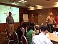 Opening presentation at PED Workshop in Budapest - Stierch.jpg