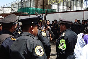 Crime in Mexico - Image: Operativo de Semana Santa