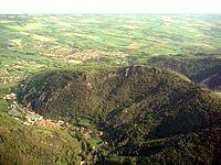 Oppidum de Berniquaut (commune de Soréze - Tarn).JPG