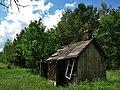 Opuszczona chatka w dawnych Wyględach Górnych - panoramio.jpg