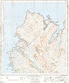 Ordnance Survey One-Inch Sheet 9 Cape Wrath, Published 1959.jpg